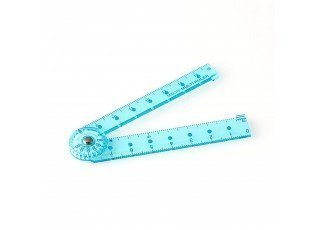 multi-ruler-16cm-blue