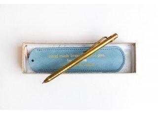 brass-ballpoint-pen