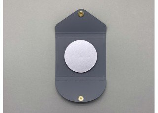 sticky-notes-silver-circular-shape