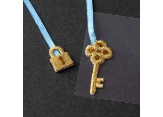 bookmark-sticker-embroidery-key