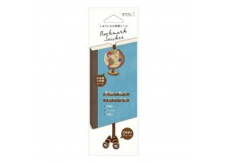 bookmark-sticker-embroidery-globe