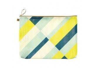 mesh-graphics-pouch-a5-stripe-yellow-green