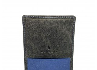 leather-find-memo-cover-antique-shade-leather-custom-grey