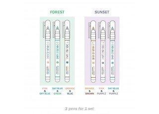 double-line-pen-forest