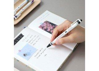 mild-gel-pen-038mm-brown