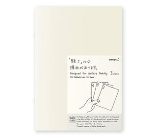 md-notebook-light-a5-blank-3pcs-pack