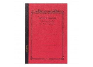 cd-note-semi-b5-red