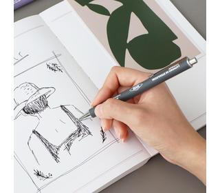 non-slip-smooth-ballpoint-pen-07-green