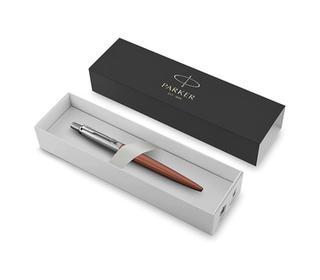 parker-jotter-core-chelsea-orange-chrome-colour-trim-ballpoint-pen