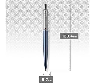 parker-jotter-core-waterloo-blue-chrome-colour-trim-ballpoint-pen