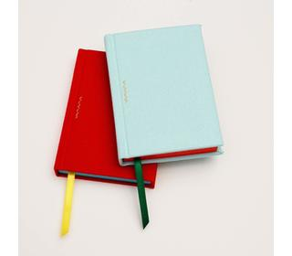 side-colored-notebook-a7-white-paper