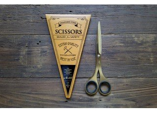 scissors-65-gold