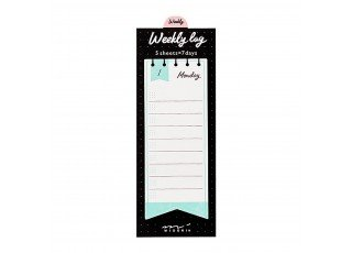 sticky-notes-journal-weekly-ribbon
