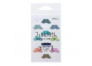 sticky-memo-film-mini-mustache