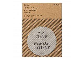 ch-stickers-nice-day-grey