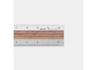 aluminum-wood-ruler-15cm-dark-brown-a